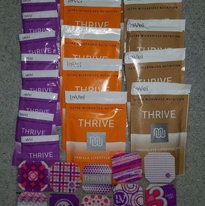 LeVel Thrive 10 day Women's Sample